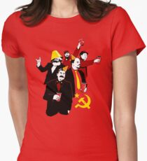 The Communist Party (variant) Women's Fitted T-Shirt