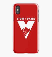 SYDNEY SWANS  iPhone Case/Skin