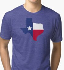 The Lone Star State Tri-blend T-Shirt