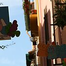 Backstreet by Louise Green