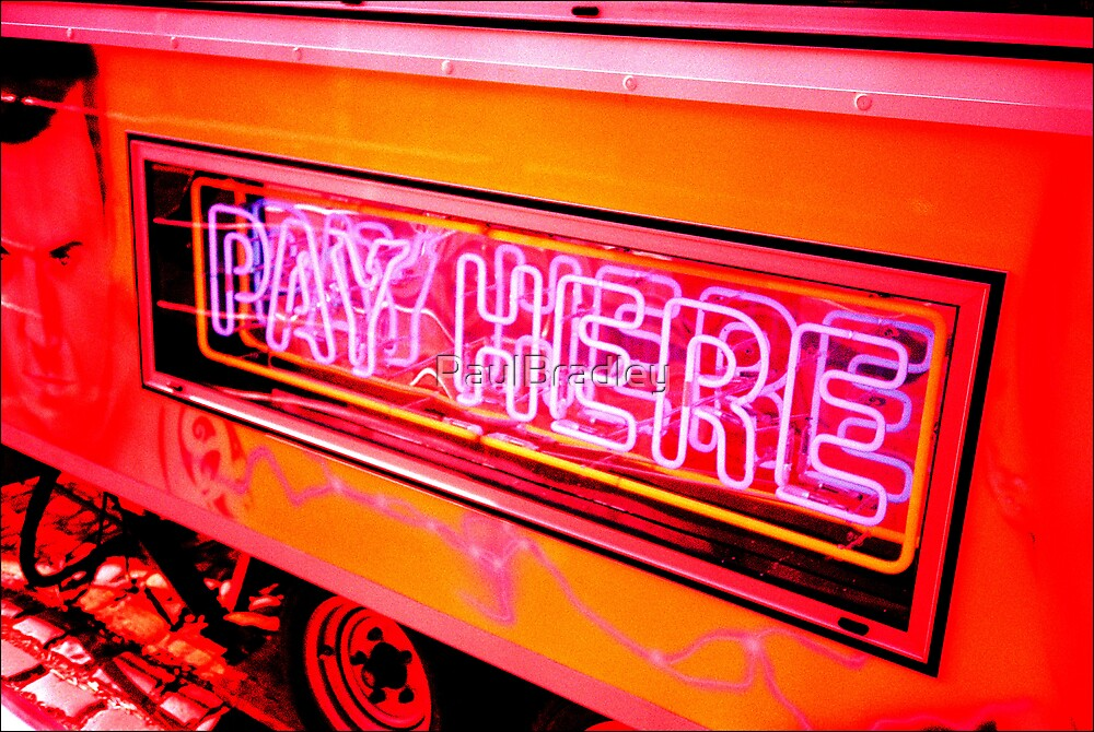 Pay Here by PaulBradley