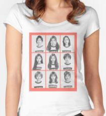 Twice Women's Fitted Scoop T-Shirt