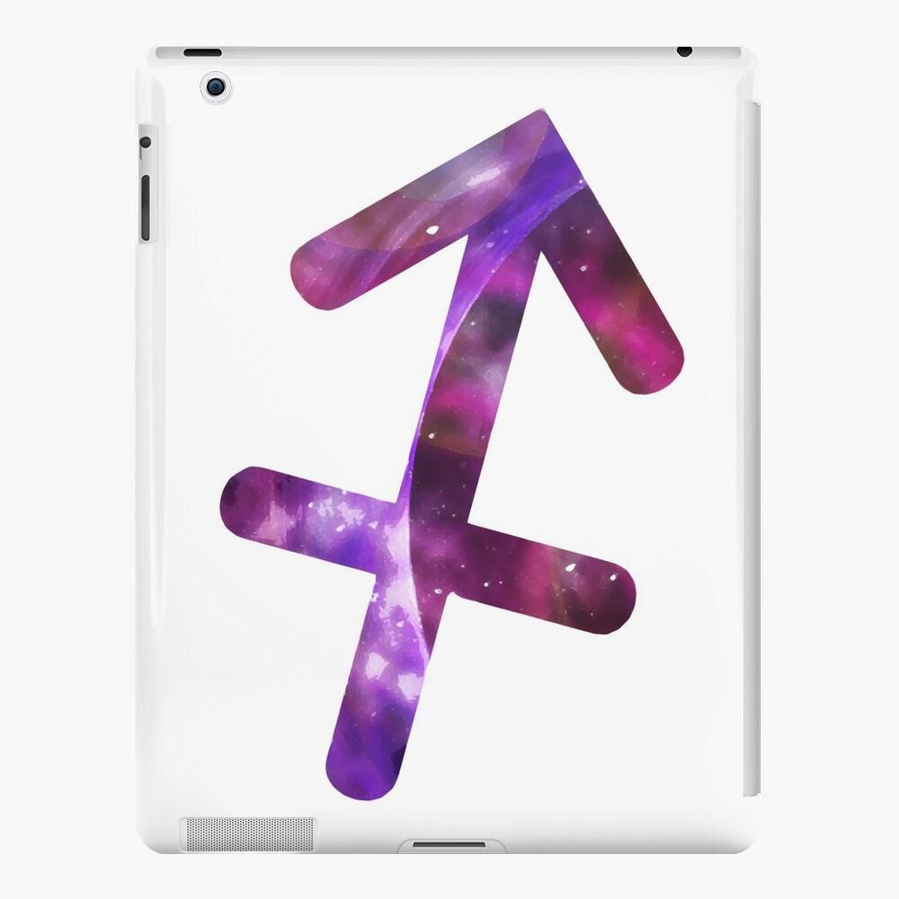 Galaktischer Schütze iPad-Hüllen & Klebefolien