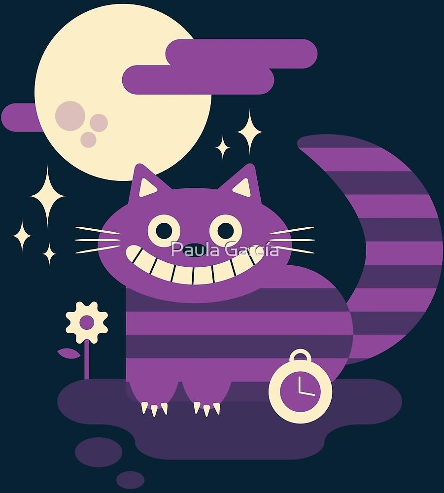 «Cute mad cat» de Paula García