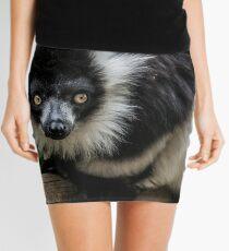 Lemur Crouching Mini Skirt