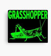GRASSHOPPER-2 Canvas Print