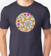 Avalon Mandala (asymmetric) T-Shirt