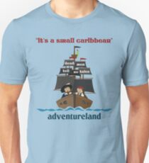 it's a small caribbean T-Shirt