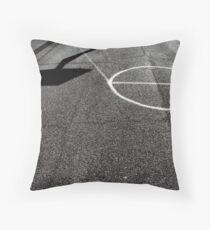 Hoops Throw Pillow