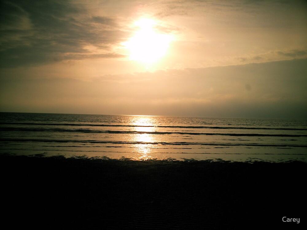Sun Set by Carey