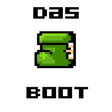 Mario Boot by crtjer