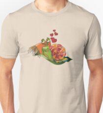 Dreamy Snail II Unisex T-Shirt