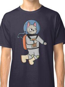 Catstronaut, the Astronaut Cat Classic T-Shirt