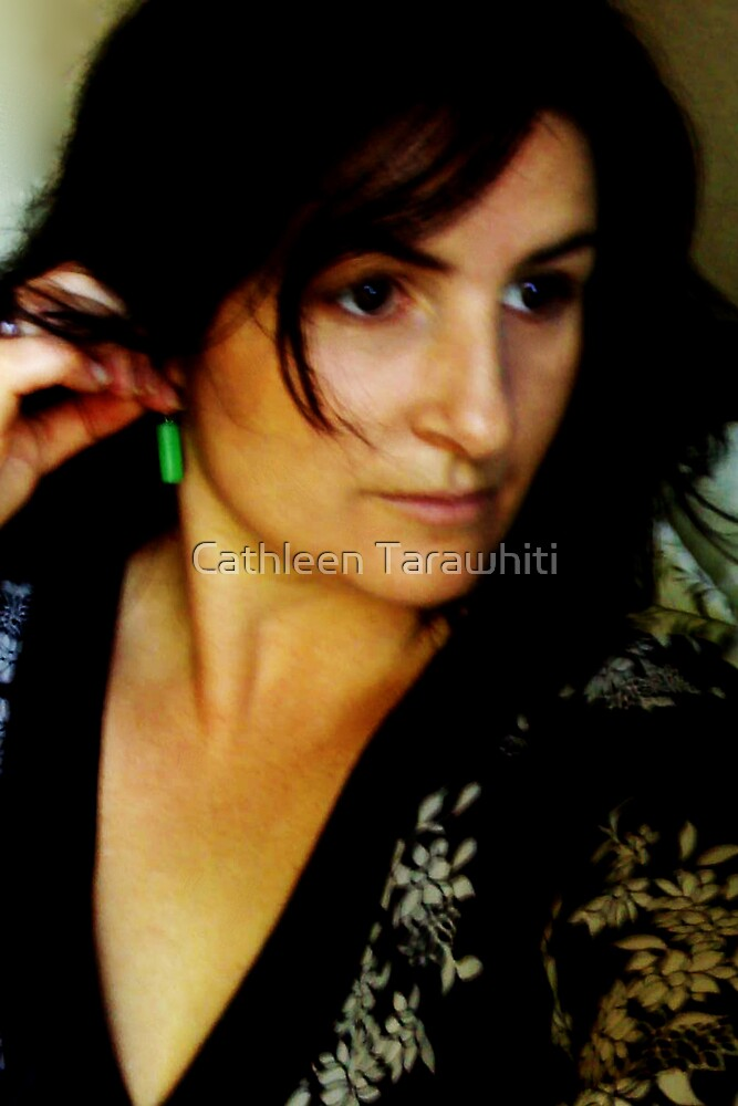 In thought about love by Cathleen Tarawhiti
