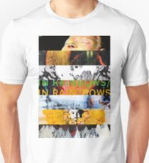 Radiohead - Albums Unisex T-Shirt