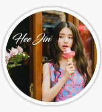 LOONA Hee Jin Sticker