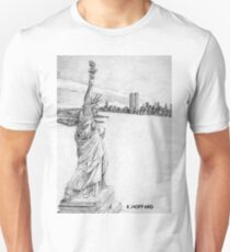 """""""The Statue of Liberty""""  T-Shirt"""