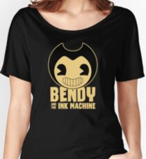 bendy and the ink machine Women's Relaxed Fit T-Shirt