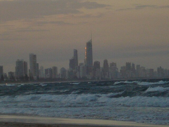 Surfer's Paradise by kstrong