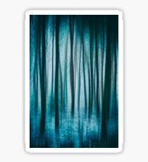 Winter Forest 6 Sticker