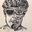 RoboCyclist by Tracey Pearce