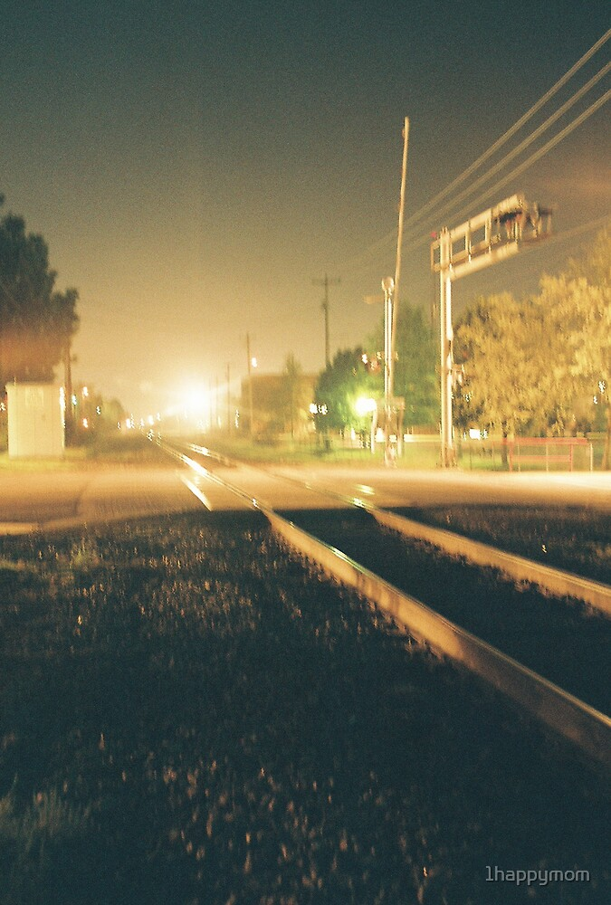 Tracks to Somewhere by 1happymom