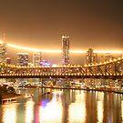 Brisbane Riverfire 2007 by Grahame Clark