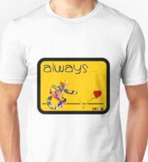 Always follow your heart T-Shirt
