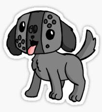 Nintendo Switch Dog Sticker
