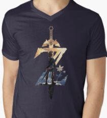 Breath Of The Wild Z Link Cover T-Shirt