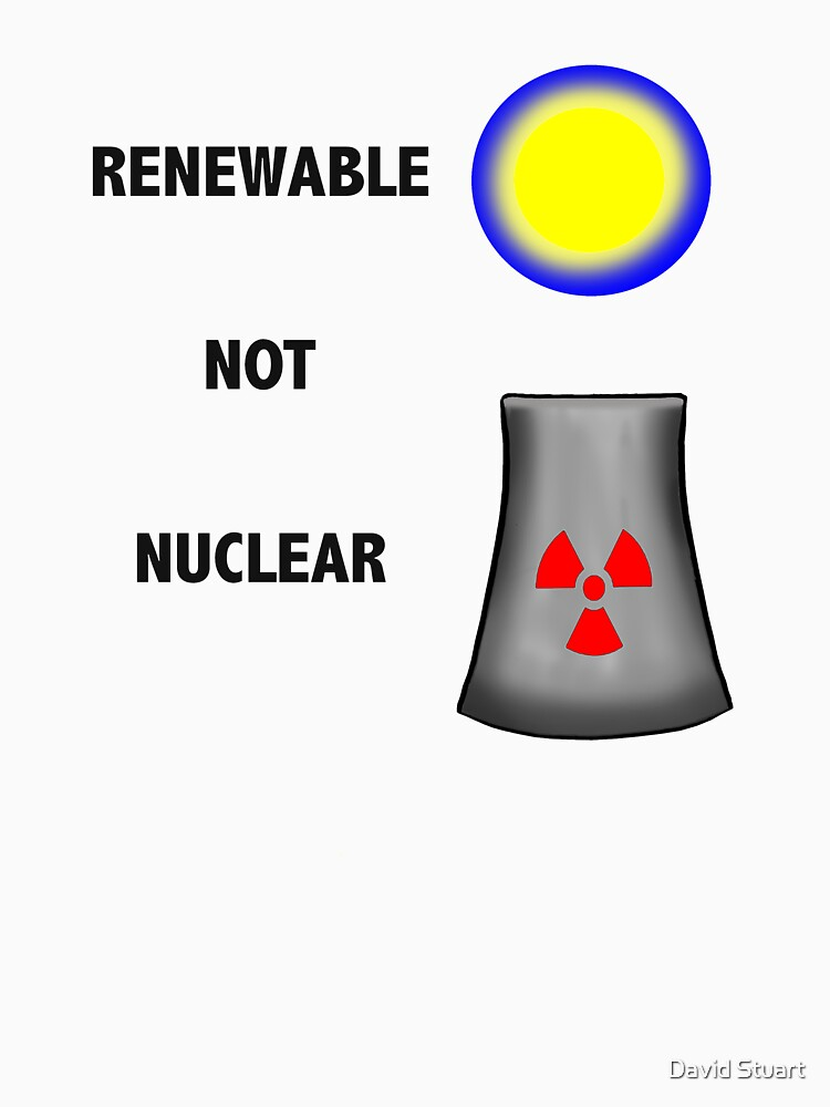 Renewable Not Nuclear  by andromada