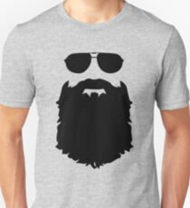 Beard glasses T-Shirt