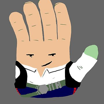 Hand Solo by biotwist