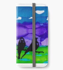 Evening Birds iPhone Wallet/Case/Skin