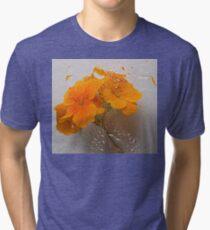flora wet&wild Tri-blend T-Shirt