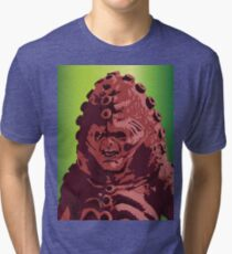 The Zygon Tri-blend T-Shirt