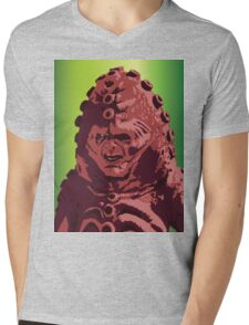 The Zygon Mens V-Neck T-Shirt