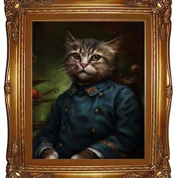 Feline Fine Art by ccuk66