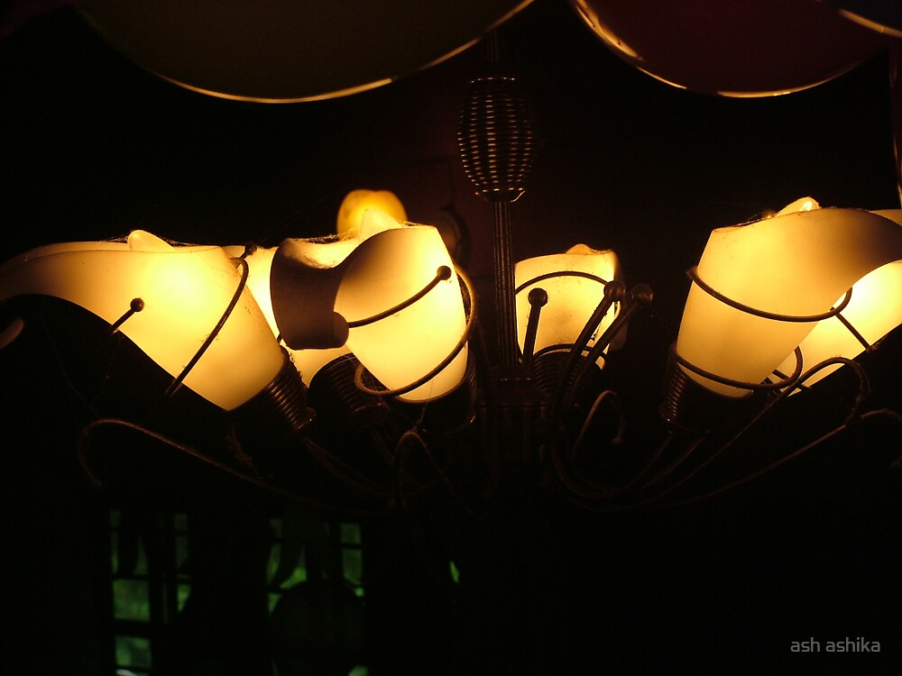 lamp by ash ashika