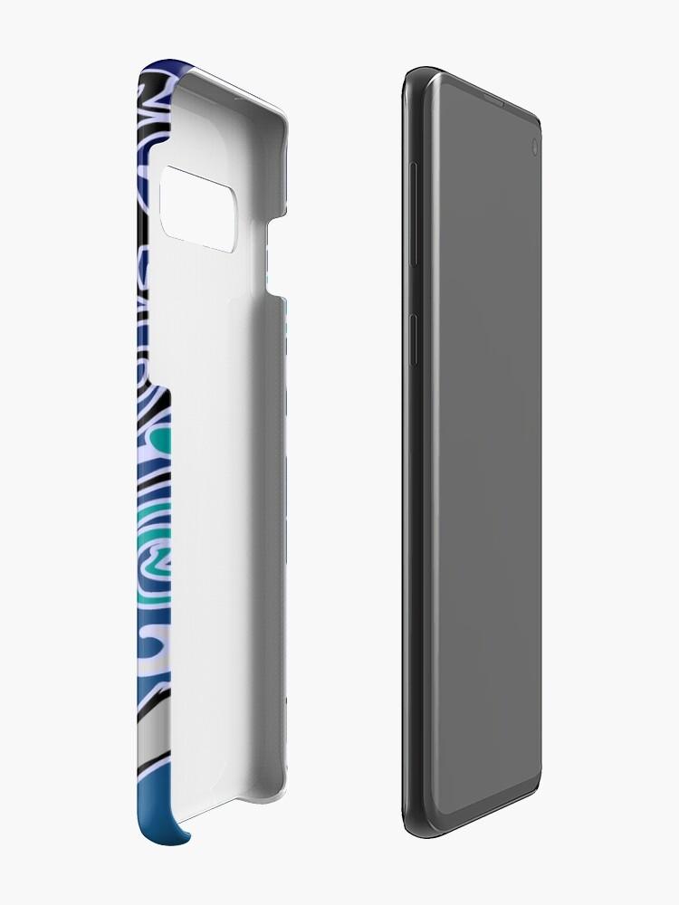 Alternative Ansicht von Beutel mit Tricks (Nacht) Hüllen & Klebefolien für Samsung Galaxy