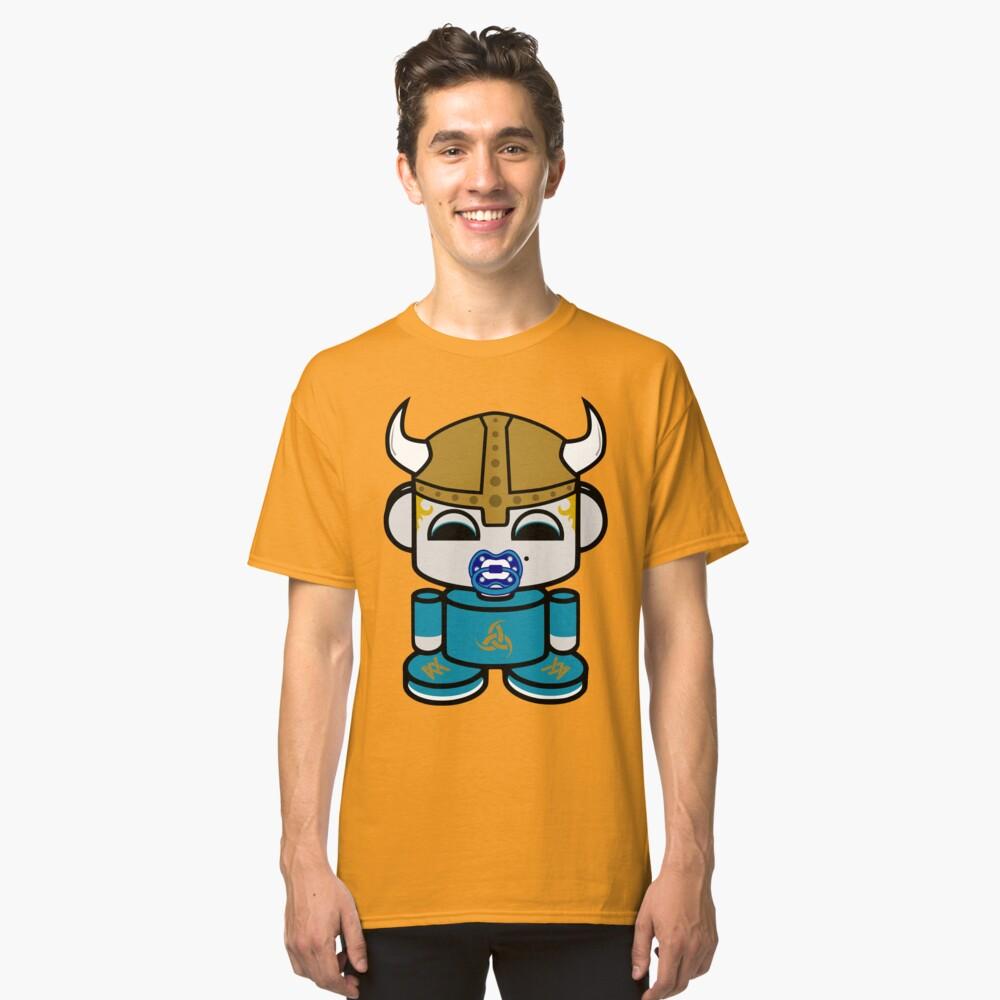 Odin O'BABYBOT Toy Robot 1.0 Classic T-Shirt