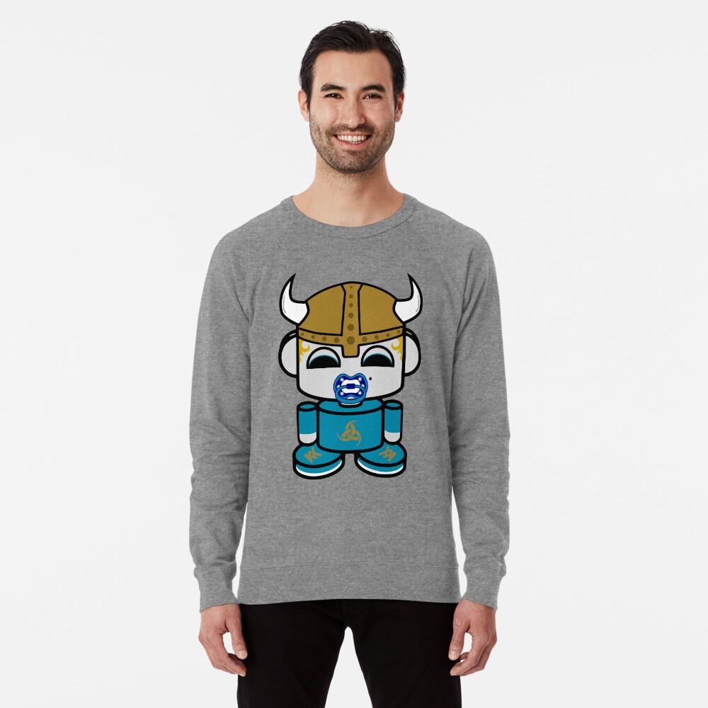 Odin O'BABYBOT Toy Robot 1.0 Lightweight Sweatshirt