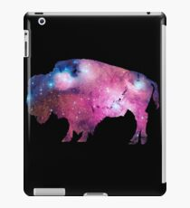 Wyoming Buffalo Space iPad Case/Skin