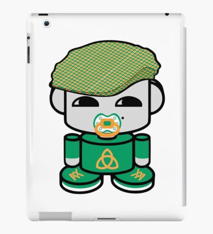 Dooley O'BABYBOT Toy Robot 1.0 iPad Case/Skin