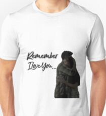 Stiles and Lydia (Stydia) - Remember I Love You Unisex T-Shirt
