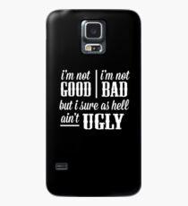 ist nicht gut, ist nicht schlecht Hülle & Klebefolie für Samsung Galaxy