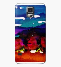 Foothills in Bloom Case/Skin for Samsung Galaxy