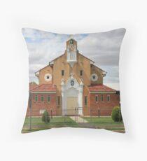 St Patrick's Church, Brewarrina. Throw Pillow