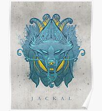 Jackal Poster