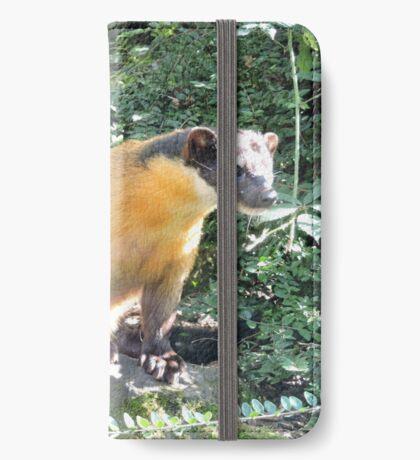 Golden Pair iPhone Wallet